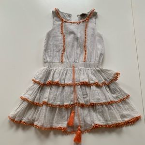 Other - Ruffled Sophie Catalou dress